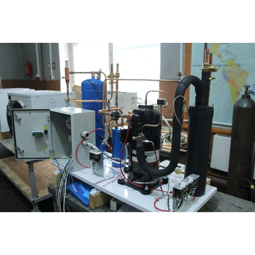 Среднетемпературный агрегат UCF-G 4FES-5Y