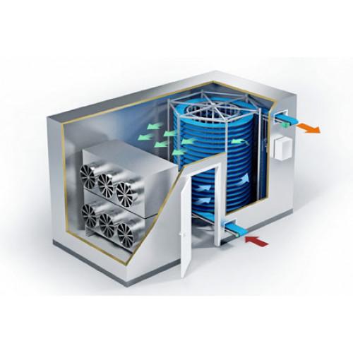 Системы воздушной заморозки ШСМ 3050 А